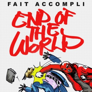 END OF THE WORLD CD ART WEB