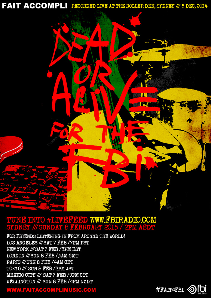 DEAD OR ALIVE FBI POSTER WEB